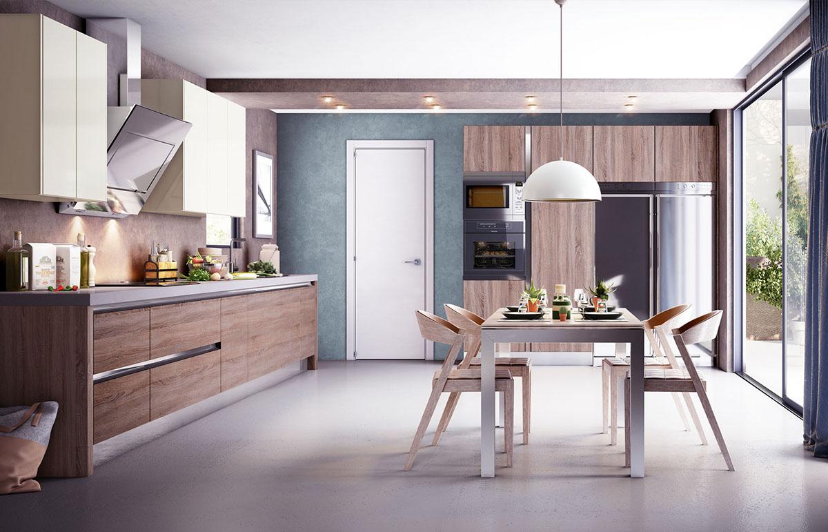 Servicios cincocina for Cocinas funcionales